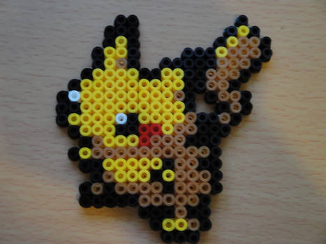 Pikachu Hama Sprite