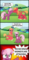Scootaloo's playtime