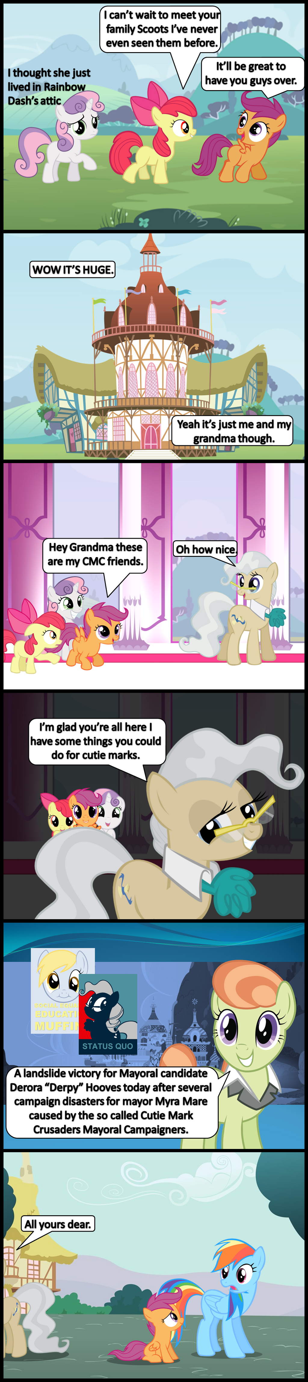 Grandmayor by bronybyexception