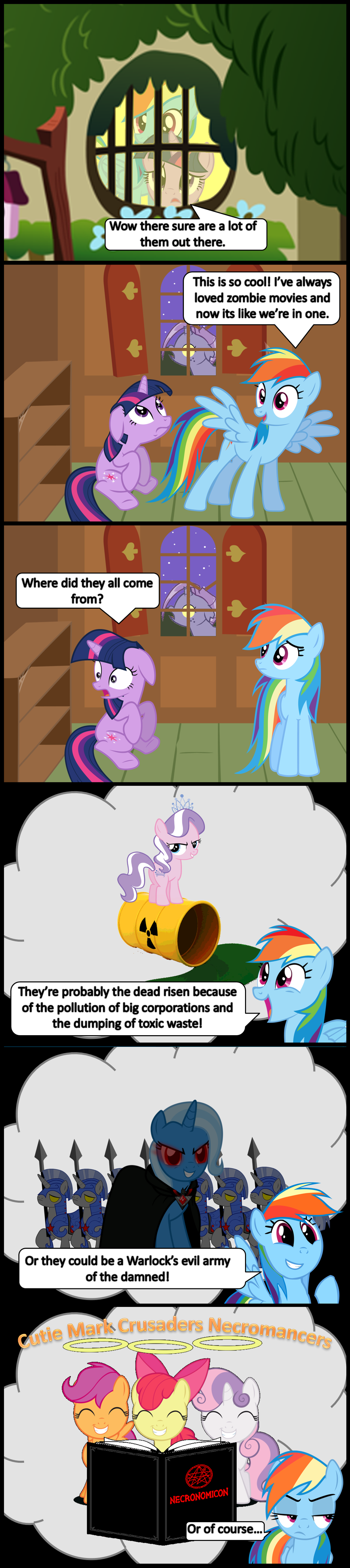 1 Dash Theorizes by bronybyexception