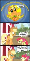 Applejack's Element of Honesty Adventures