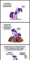 Why is this ship a thing? by bronybyexception