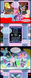 Nightmare Night Movie Madness by bronybyexception