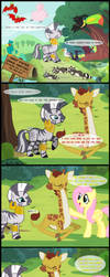 Spots and Stripes Forever by bronybyexception