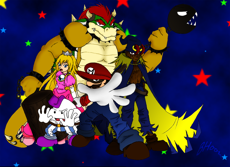 Limpurtikles Mario Colored: Super Mario RPG ::colored:: By Needing-u-baby On DeviantArt