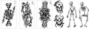 HoF Skeletons Misc by Gladad by gladlad