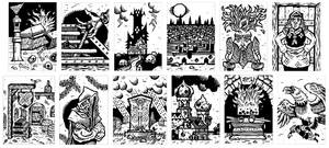 Hand of Fate Cards