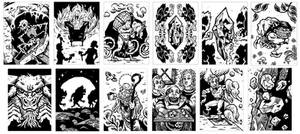 Hand of Fate Cards 2 by gladlad