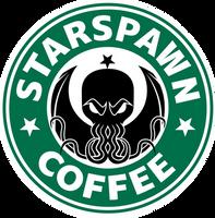 Starspawn Coffee by El-Mono-Cromatico