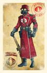 World War II Cobra Crimson Guard