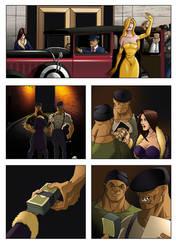 Page 2 commission by El-Mono-Cromatico