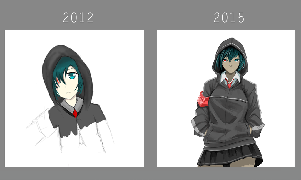 2012-2015 by saggitary