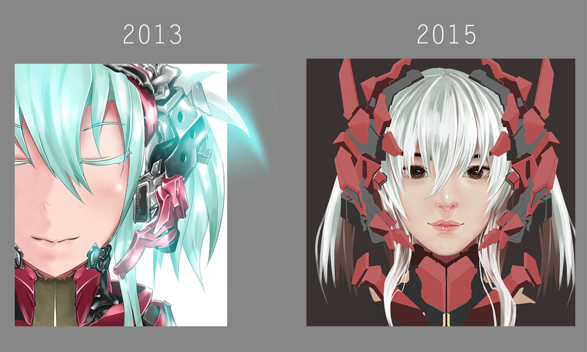 2013-2015 by saggitary