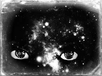 little girl lost in space