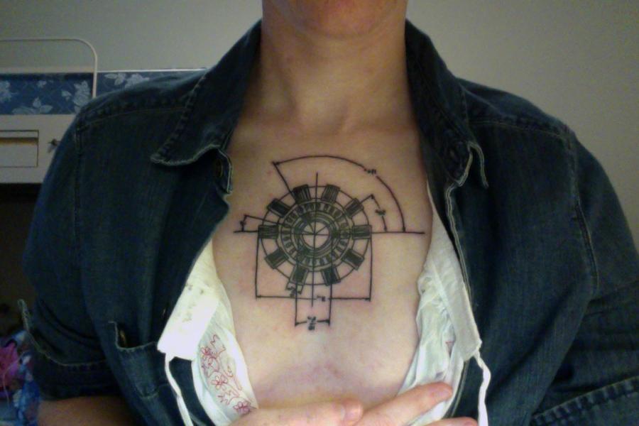 Arc Reactor Tattoo by Ryngewar on DeviantArt