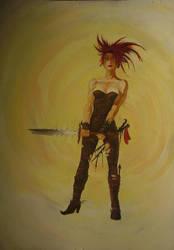 Sword by Ebonyi