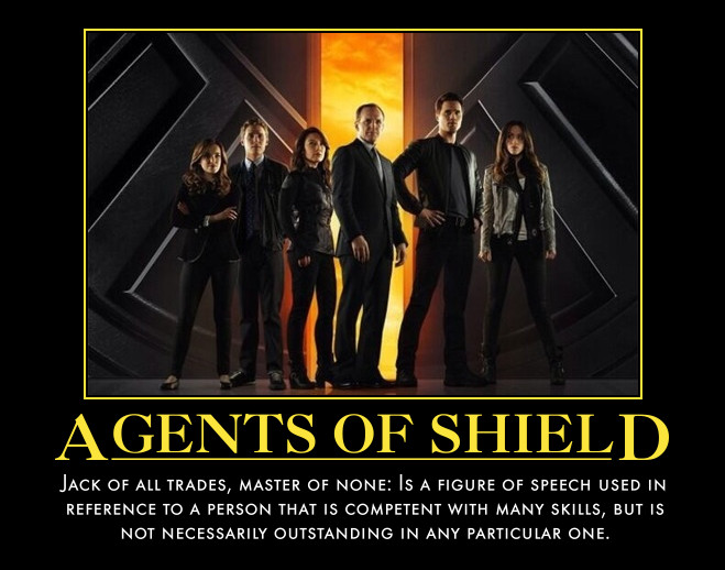 Agents of Shield Problem by MexPirateRed