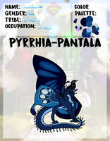 .: Swallowtail's Application | Pyrrhia-Pantala :. by ITheLightInTheDarkI