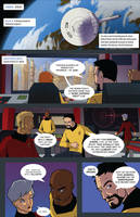 'Arcanis IV' Pg. 1 UPDATED by Axanar-Comics