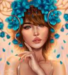 Alice Tartaglia - art giveaway winner