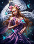 Elinael ~ Angel of Mysticism and Transformations
