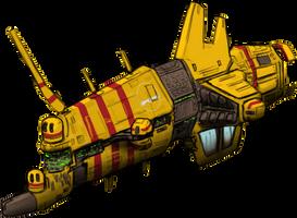 Taiidan Advanced Battlecruiser by Norsehound