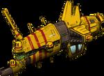 Taiidan Advanced Battlecruiser