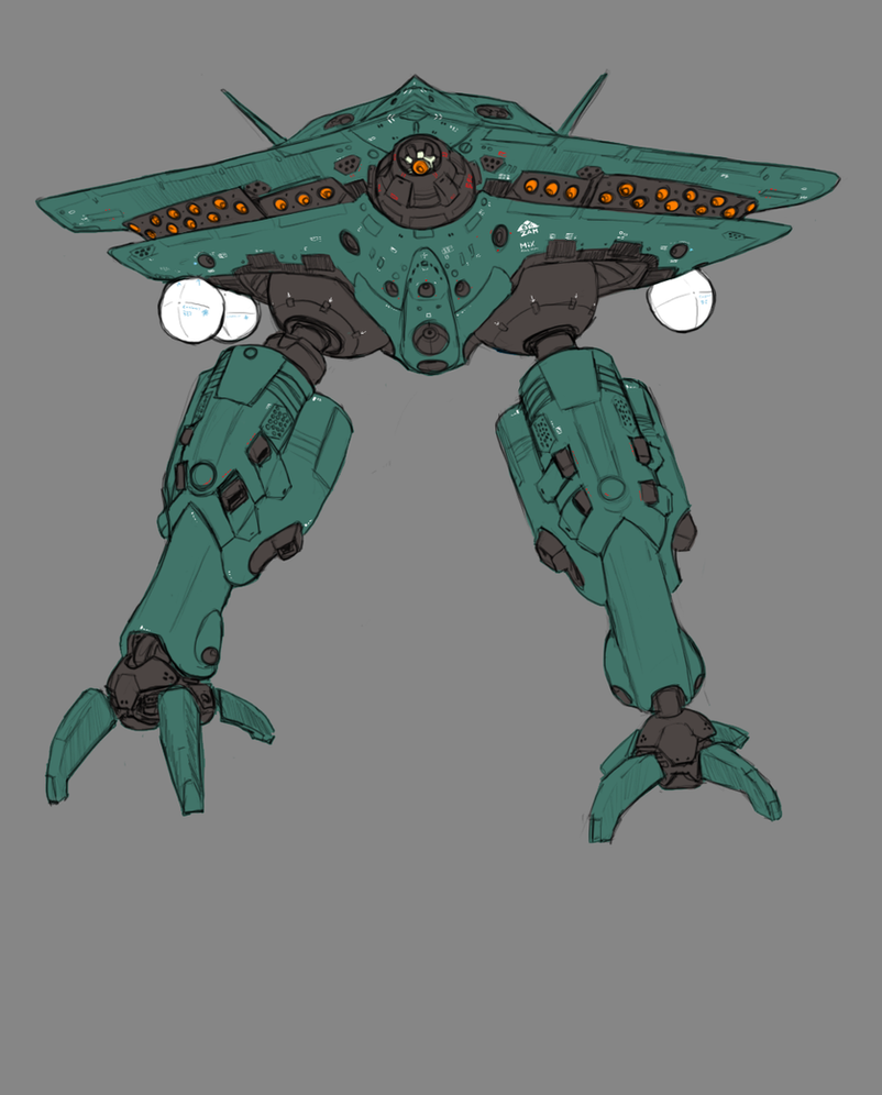 WIP PapaZam ver PT by Norsehound