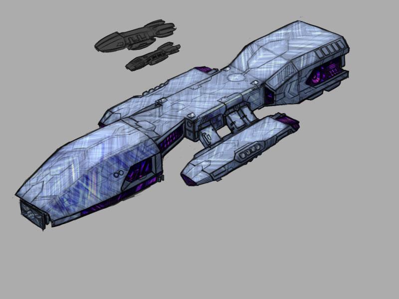 Battlestar Solaria by Norsehound