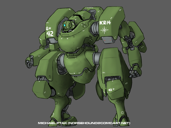 KR-14D Kelleg Improved by Norsehound
