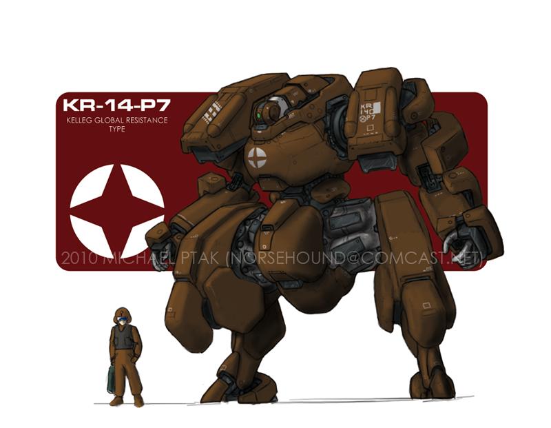 KR-14-P7 Kelleg GR type by Norsehound