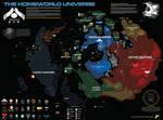 Homeworld Universe Map V.1