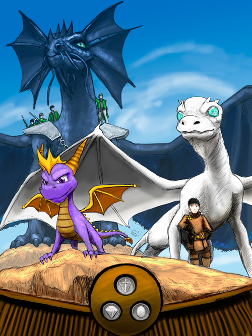 Three Dragon's Alliance by Norsehound