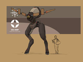 CC-3SP Antelope by Norsehound