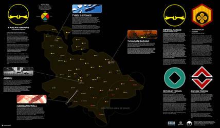 Taiidan-Map 2018 Standard by Norsehound