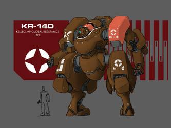 KR-14D Kelleg-D GR Type by Norsehound