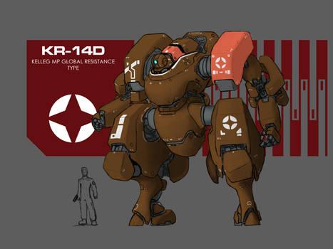 KR-14D Kelleg-D GR Type