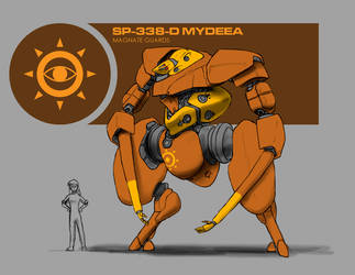 SP338-D-Mydeea Magnate Guard ver by Norsehound