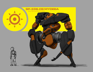 SP338-DS Mydeea Recon by Norsehound