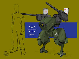 QM-31 Aiget by Norsehound