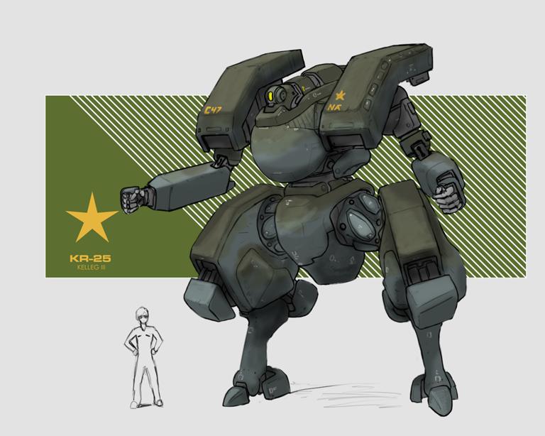 KR-25 Kelleg-III by Norsehound