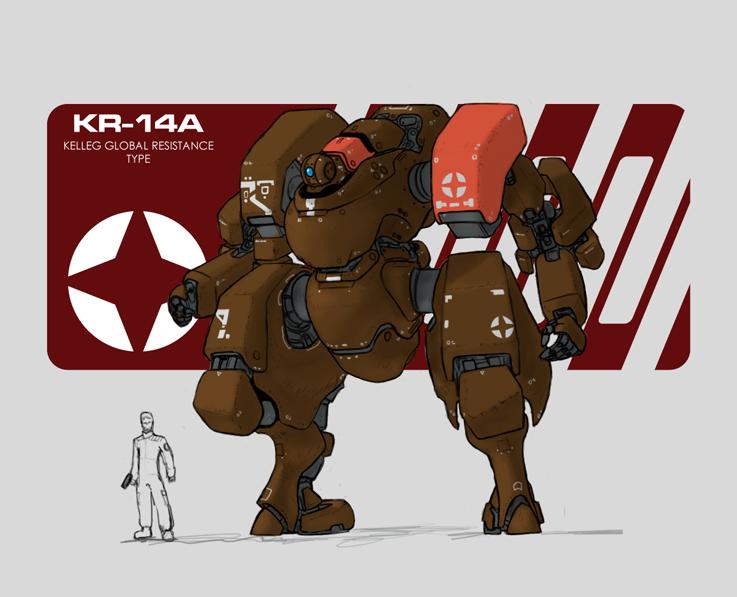 KR-14A-Kelleg GR Type by Norsehound