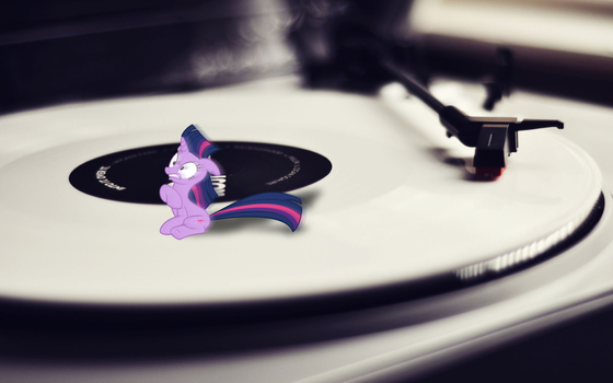 Twilight goes for a spin