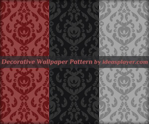 Decorative Wallpaper Pattern by Ideasplayer