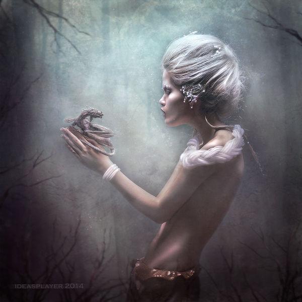 Dragon Tamer by PetyaPlamenova