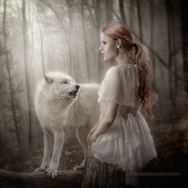 woman and wolf - Page 2 Ee8124ebe69b9a644e164475eee9fa33-d8720ds