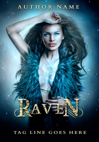 Raven available for book cover