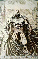 Batman Classic by mindsetteler