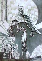 Batman - BatCave by mindsetteler