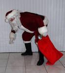 Santa 1 by Peace-of-Art